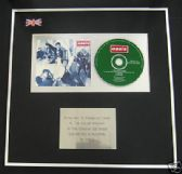 OASIS  -  CD Single  Award  -  CIGARETTES & ALCOHOL